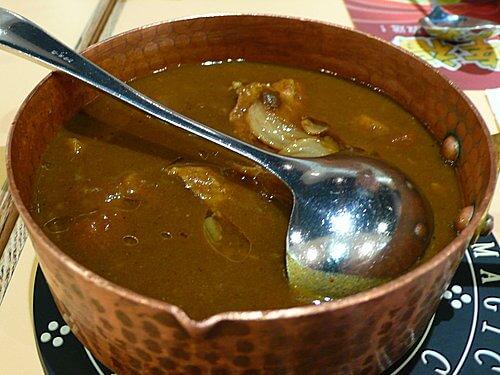 魔法咖哩 - 台北美食 3