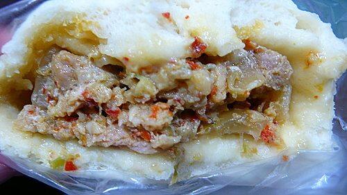 大三品蔥燒包 - 永和美食 2