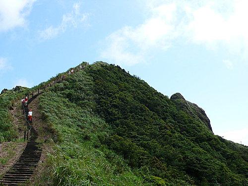 無耳茶壺山、半屏山、燦光寮山(二 )