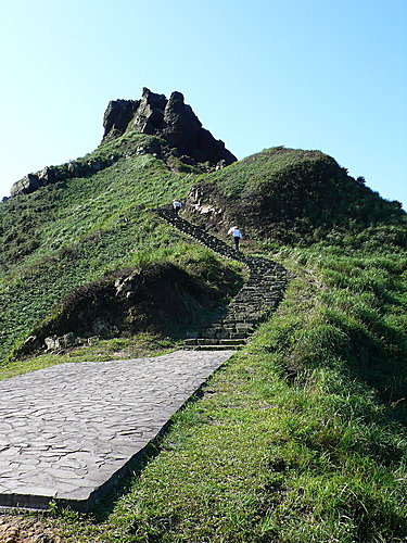 20080518-無耳茶壺山、半屏山、燦光寮山(一) 13