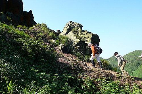 20080518-無耳茶壺山、半屏山、燦光寮山(一) 14
