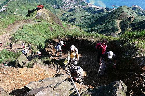 20080518-無耳茶壺山、半屏山、燦光寮山(一) 16