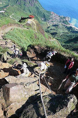 20080518-無耳茶壺山、半屏山、燦光寮山(一) 17