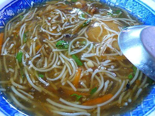 北成香廚 米粉羹+臭豆腐 – 羅東美食