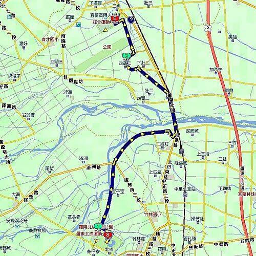 20060603-羅東宜蘭單車行
